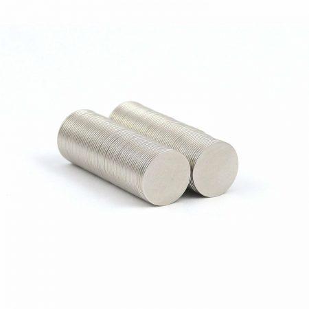 10mm x 0.5mm neodymium magnets