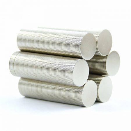 12mm x 0.5mm neodymium magnets