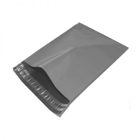 """grey mailing bags 14"""" x 19"""" pack of 50"""
