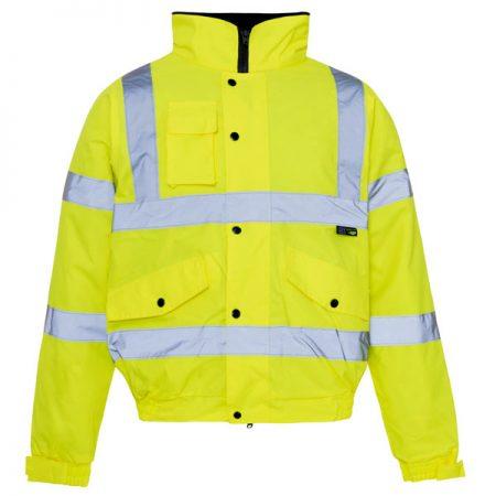 Hi Vis Coats & Jackets