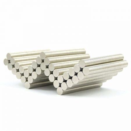 6mm x 0.5mm neodymium magnets pack of 50