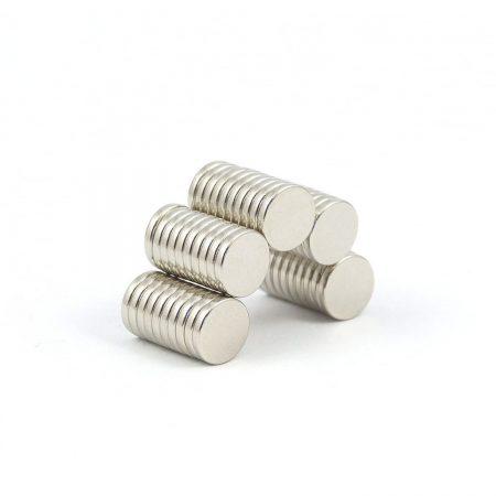 6mm x 1mm neodymium magnets pack of 50