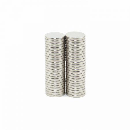 8mm x 0.5mm neodymium magnets n35 pack of 50