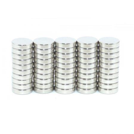 8mm x 2mm neodymium magnets pack of 50