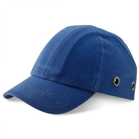 royal blue bump cap