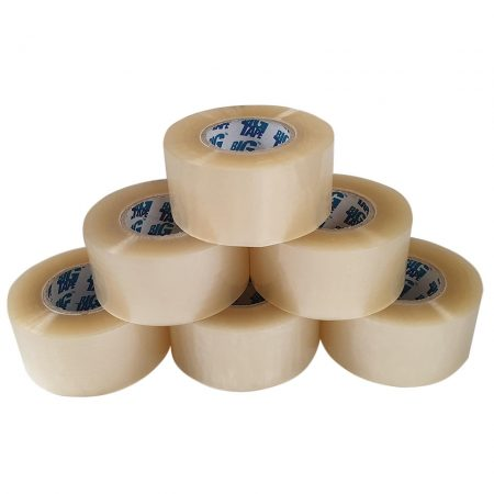 big tape clear parcel tape