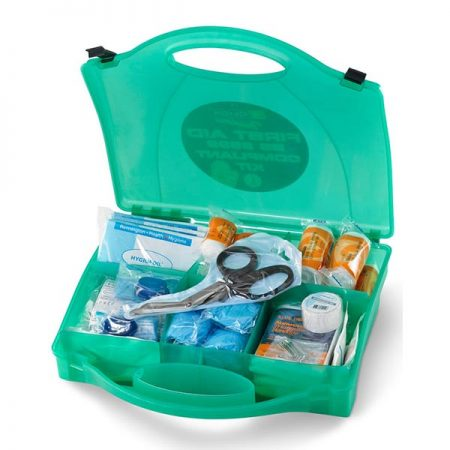 click medical large first aid kit