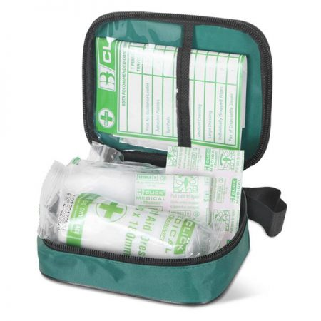 click medical one person travel first aid kit
