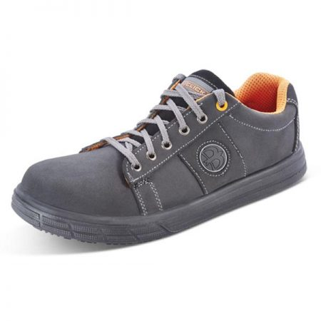 click sneaker style safety trainer