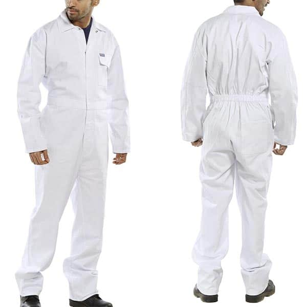 click-workwear-cotton-drill-boilersuit-white