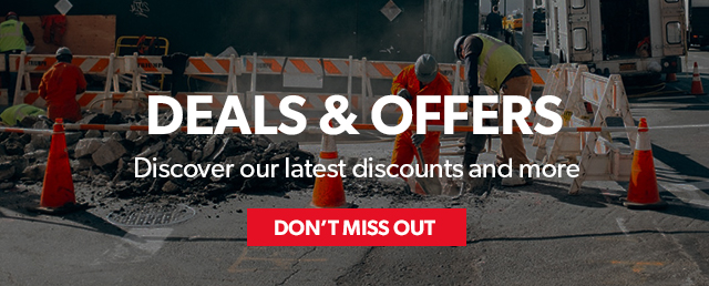click to discover our latest deals and offers