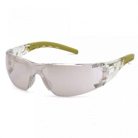 pyramex fyxate safety glasses mirror