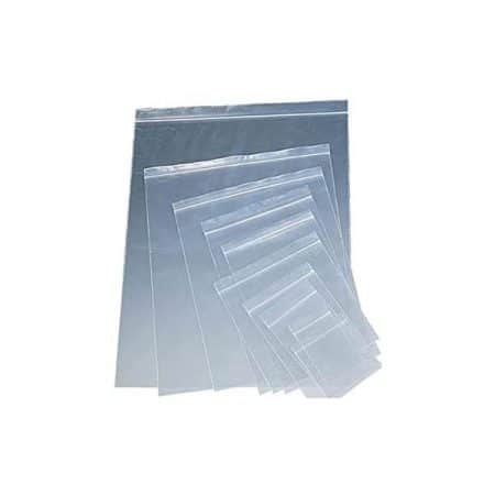 "grip seal bags - 4.5"" x 4.5"" Pack of 100"