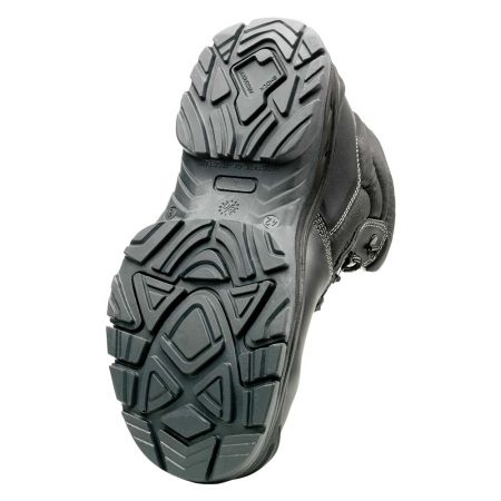 herock constructor s3 safety boots in black sole