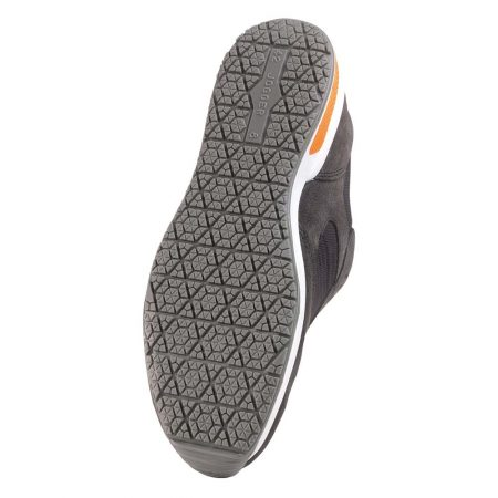 herock gannicus s1p safety trainers in grey sole
