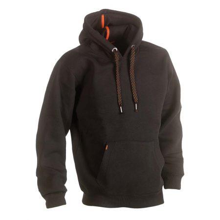 herock hesus hoodie in black