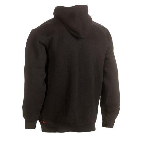 herock hesus hoodie in black reverse
