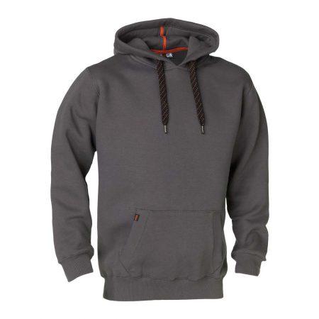 herock hesus hooded sweatshirt in dark grey