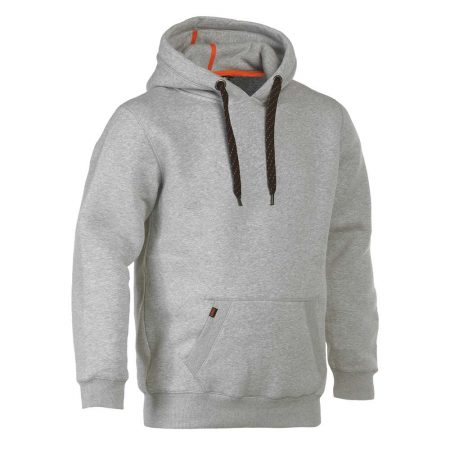 herock hesus hooded sweatshirt in light grey