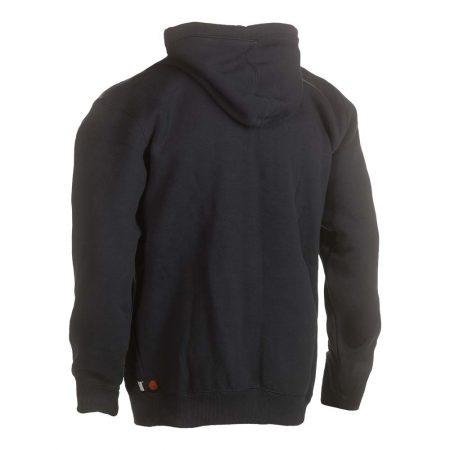 herock hesus hoodie in navy reverse