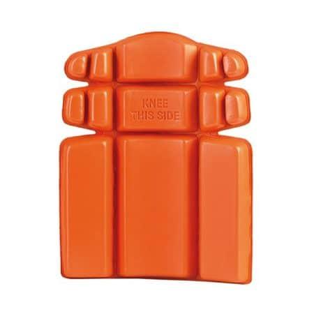 herock knee pad inserts in orange