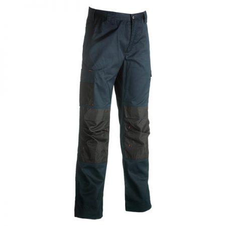 herock mars work trousers in navy and black