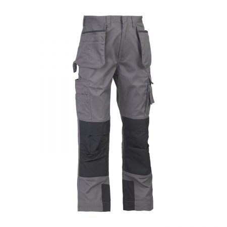 herock nato work trousers in grey and black