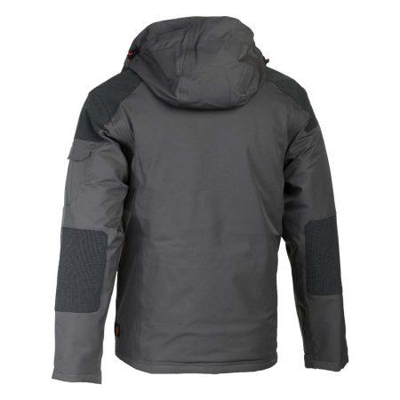 herock persia jacket in grey reverse