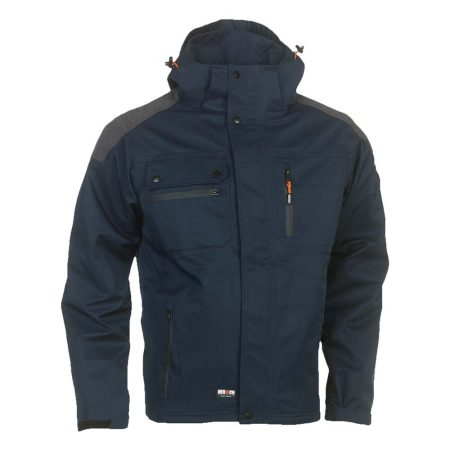 herock persia jacket in navy