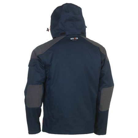 herock persia jacket in navy reverse