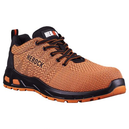 herock titus orange safety trainer