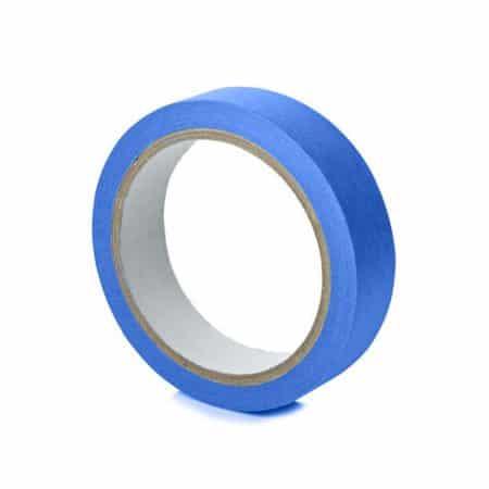 24mm roll of blue masking tape