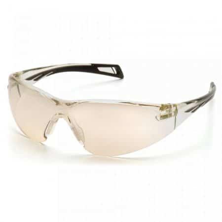 pyramex safety glasses mirrored