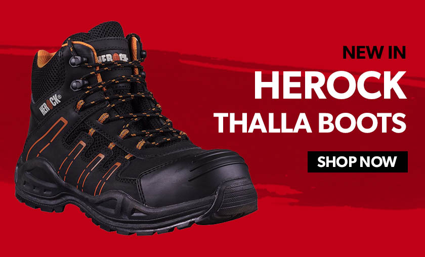 new in herock thalla boots