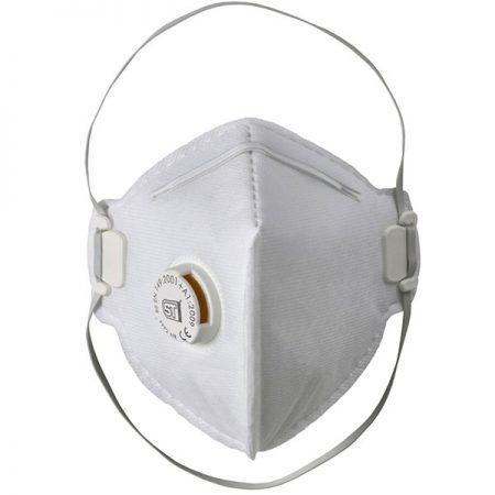 flat fold dust mask respirator