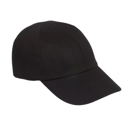 supertouch black bump cap