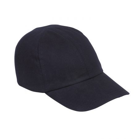 supertouch navy bump cap