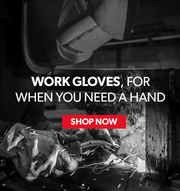 work gloves for when you need a hand